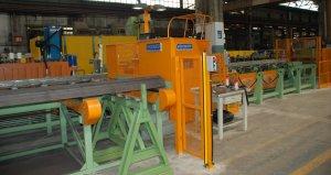 streightening machine 2