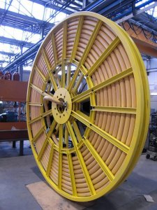 Cable reel 1