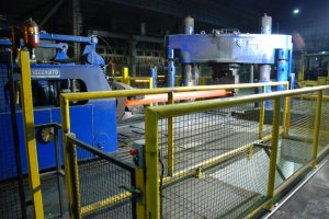 revamping 5 integrated forging plant