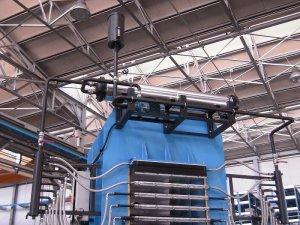Steam Oil Heat Exchanger